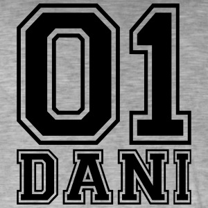 Dani - Name - Men's Vintage T-Shirt