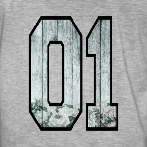 number one - Men's Vintage T-Shirt