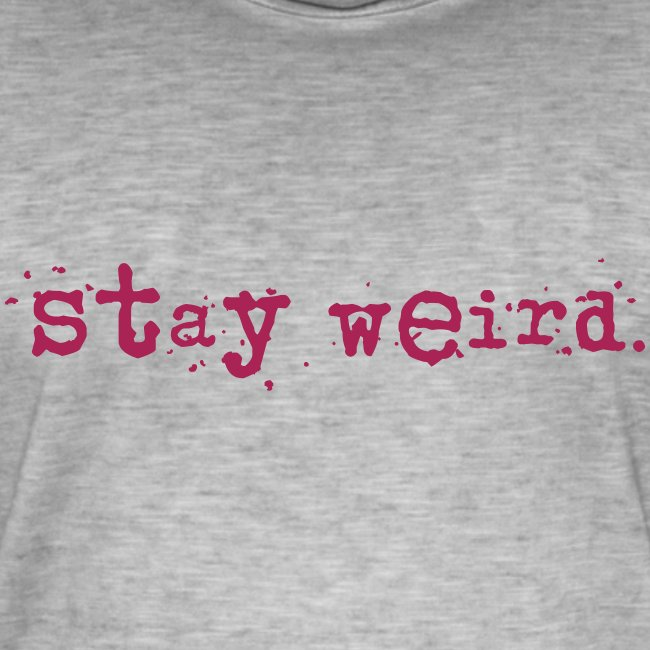 stay-werid