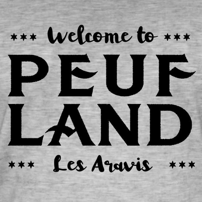 Peuf Land Aravis - Black
