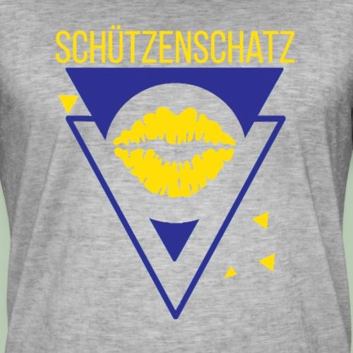 Schützenschatz - Männer Vintage T-Shirt