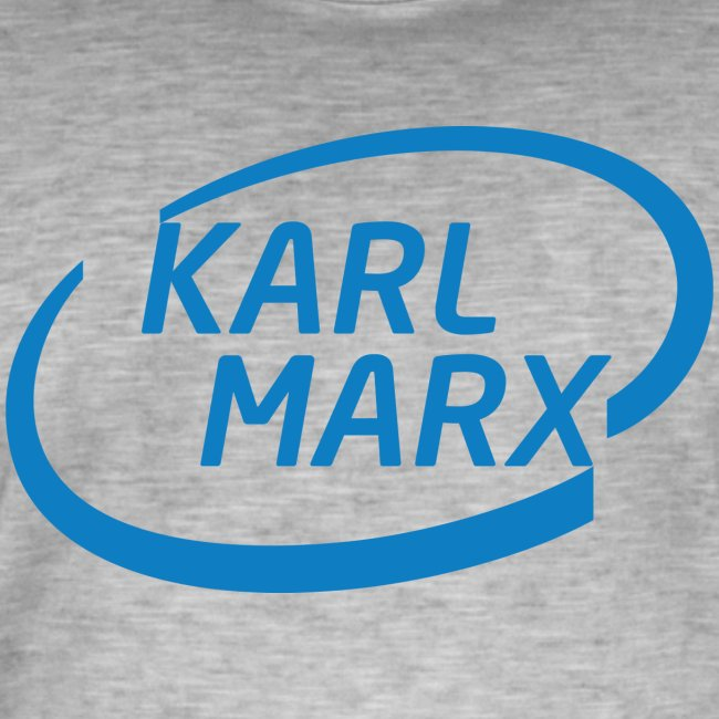 Karl Marx X Intel