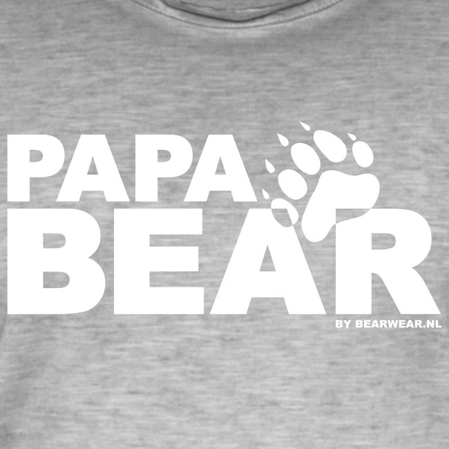 papa bear new