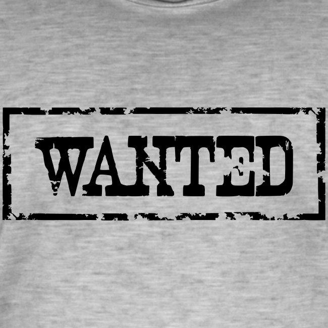 Wanted Frame Rand Rahmen Polizei Police