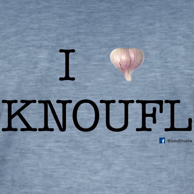 i love knoufl black