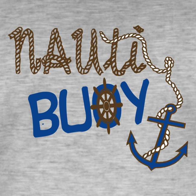 Nauti Buoy Nautical Boat Tee