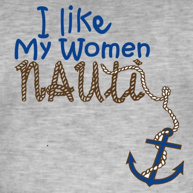 I Like My Women Nauti