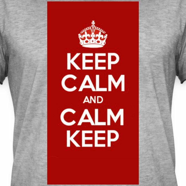 Keep Calm Original Shirt