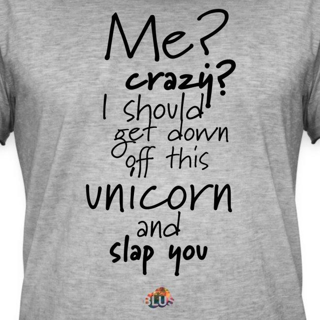 Crazy Unicorn Style (Dark)