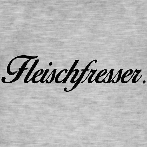 Fleischfresser - Männer Vintage T-Shirt