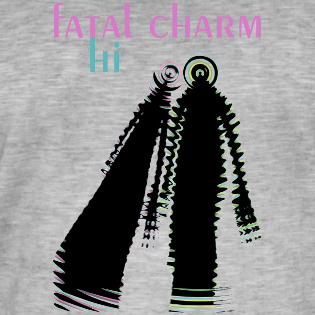fatal charm - hi album cover art