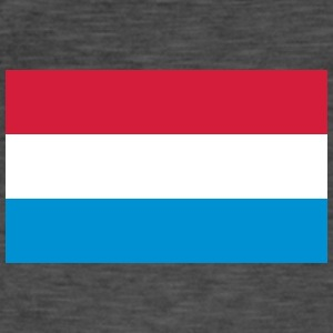 National Flag of Holland - Herre vintage T-shirt