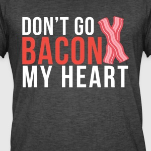 Oeuf et Bacon (1of2) - T-shirt vintage Homme