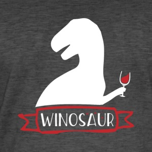 Winosaur - Men's Vintage T-Shirt