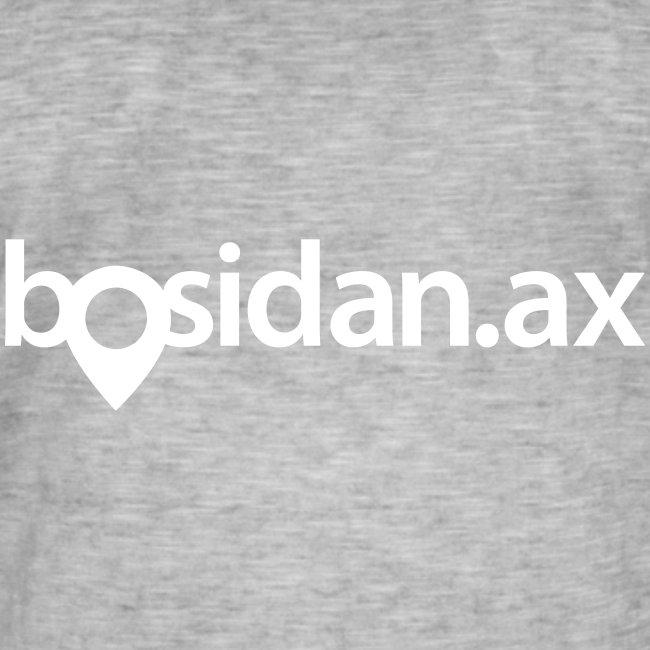 Bosidan.ax officiella logotypen