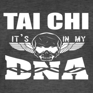 TAI CHI - It's in my DNA - Men's Vintage T-Shirt
