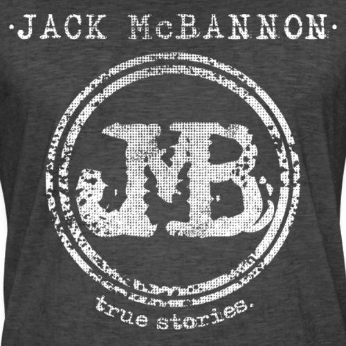 Jack McBannon - JMB True Stories - Männer Vintage T-Shirt