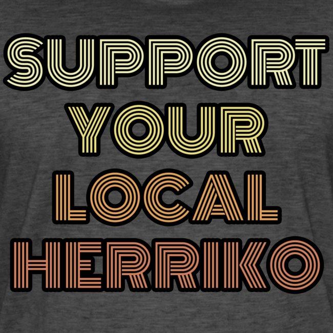 Support your local Herriko