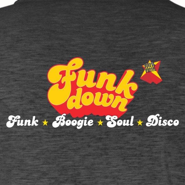 Funkdown Official Merchandise (dobbelt logo)