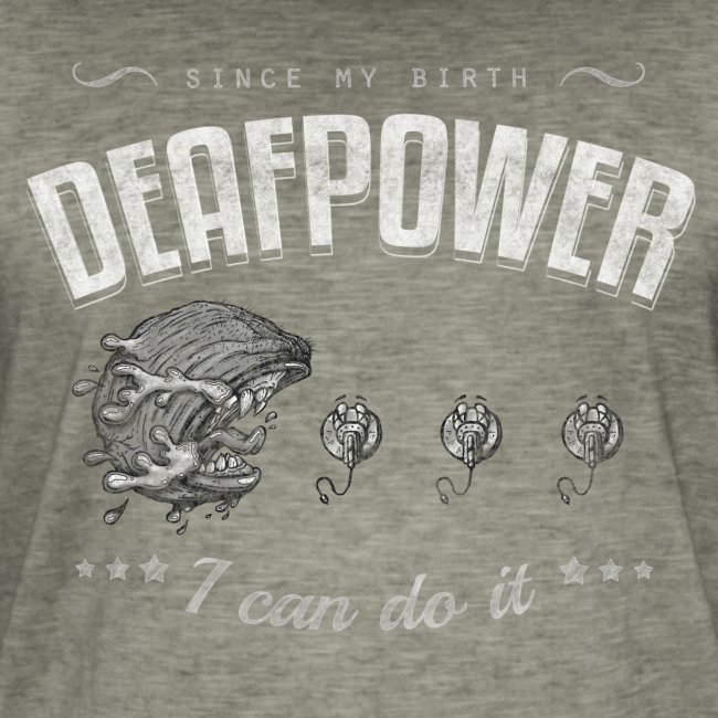 Deafpower Vintage