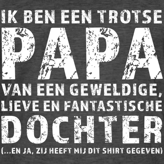Trotse Papa