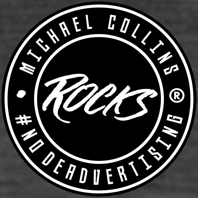 michaelcollins.rocks Logo Patch