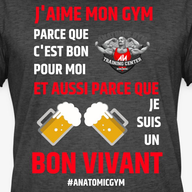 ANATOMIC GYM LIFESTYLE