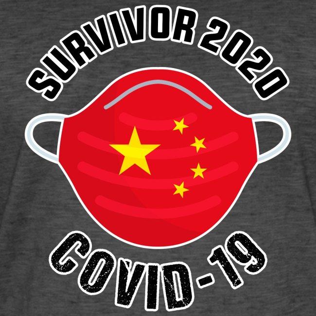 Survivor Covid 19 China