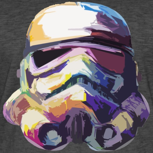 Stormtrooper with Hope - Men's Vintage T-Shirt