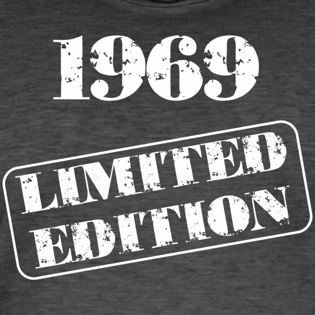 Limited Edition 1969