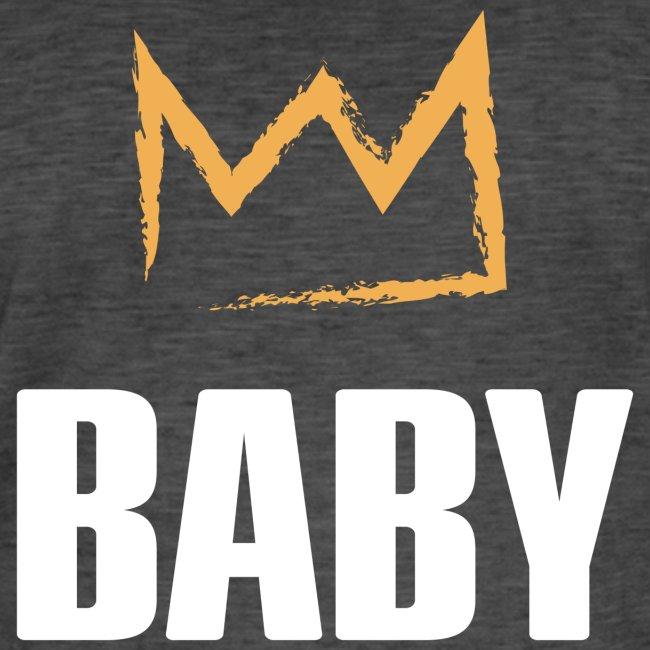 Baby mit Krone