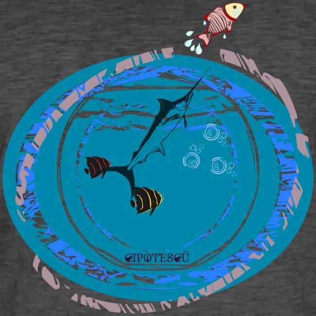 Swimming to Freedom Cipotescü