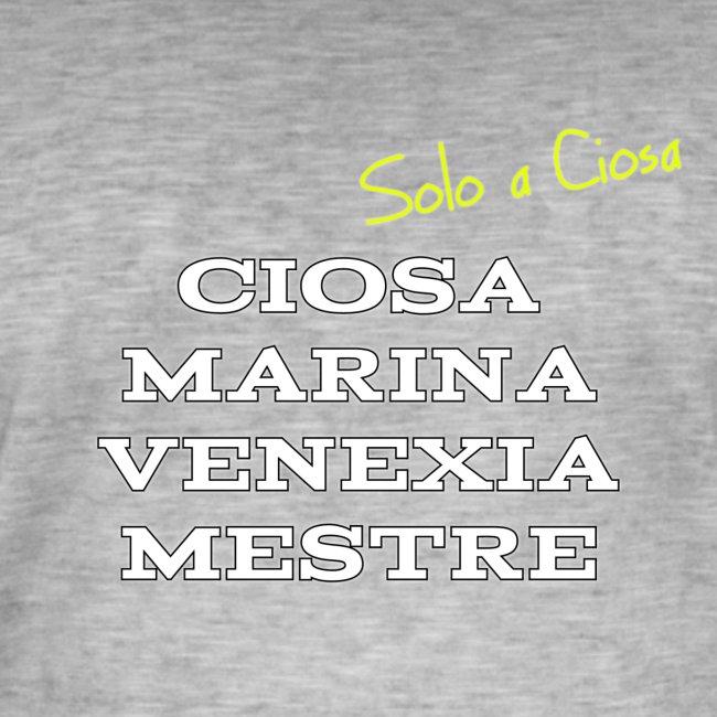 CIOSA MARINA VENEXIA MESTRE