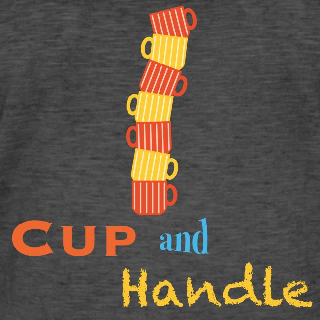 T-Shirt Cup and Handle Traders Stock Market Forex