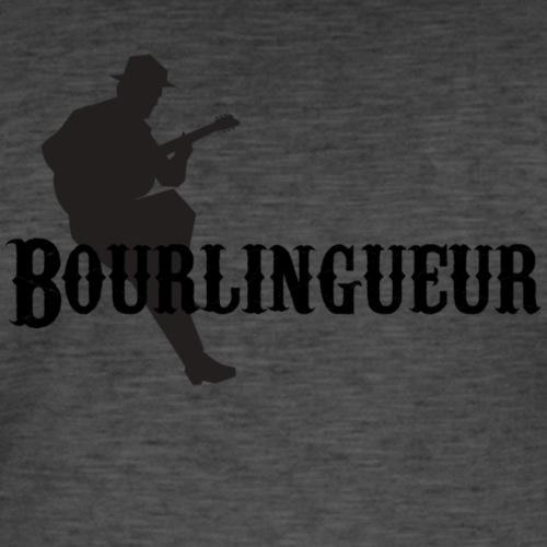 Bourlingueur - T-shirt vintage Homme
