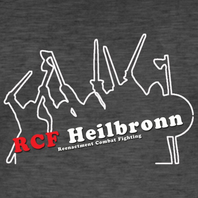 RCF Heilbronn - weißes Logo - klein