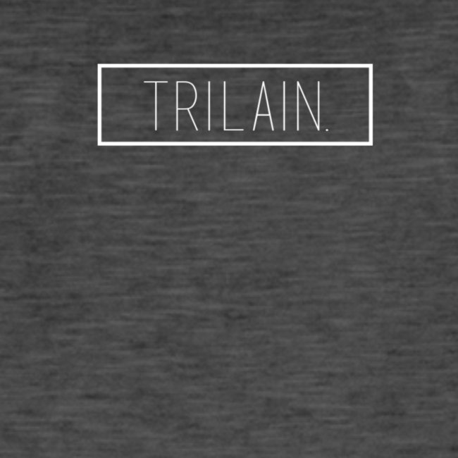 Trilain - Box Logo T - Shirt Black
