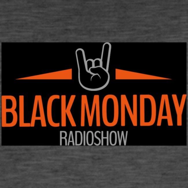 Black Monday Radio Logo
