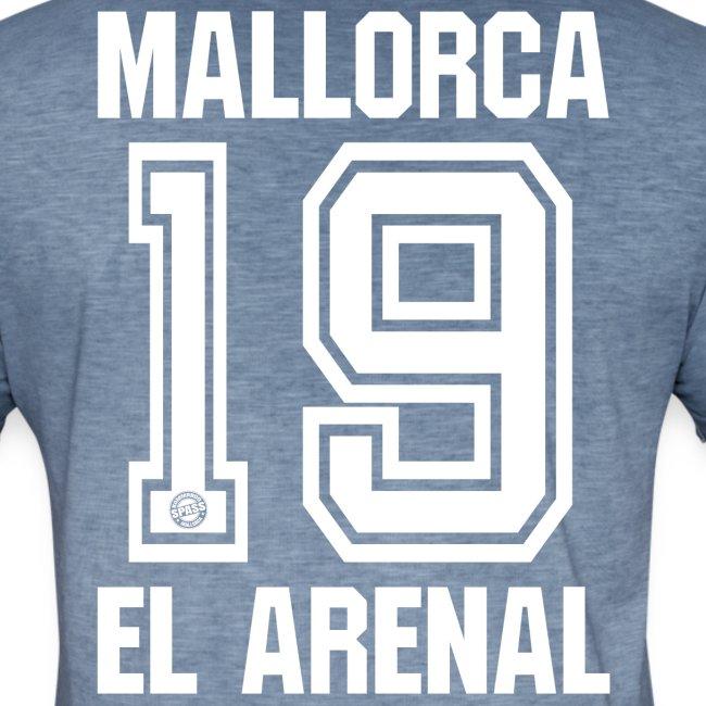 MALLORCA SHIRT 2019 - Malle Shirts - EL ARENAL 19