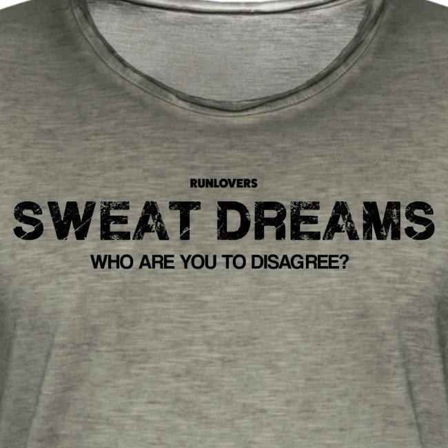 Sweat Dreams