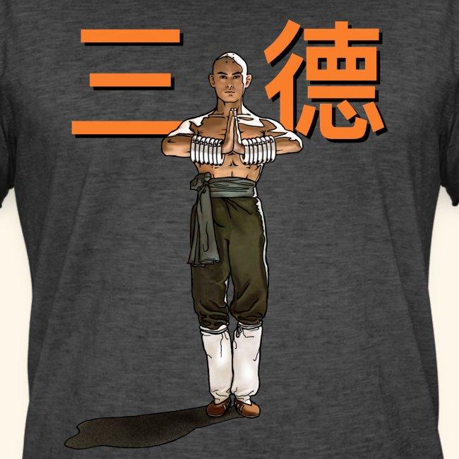 Gordon Liu - San Te - Monk (Official) 6 dots