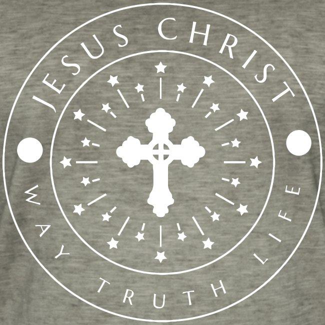 JESUS CHRIST -WAY TRUTH LIFE