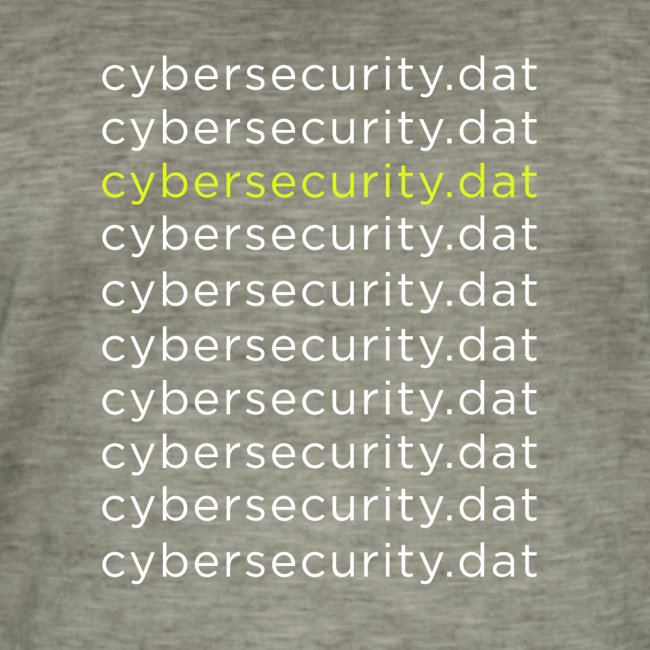 Cyber Security Data Machine Learning