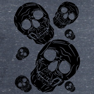 multiple skulls - Men's Sweatshirt by Stanley & Stella