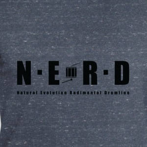 NERD BLACK - Sweatshirts for menn fra Stanley & Stella