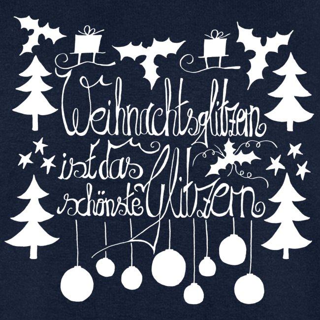Weihnachtsglitzern
