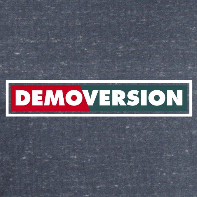 Du auf der Demo – Deine Demoversion