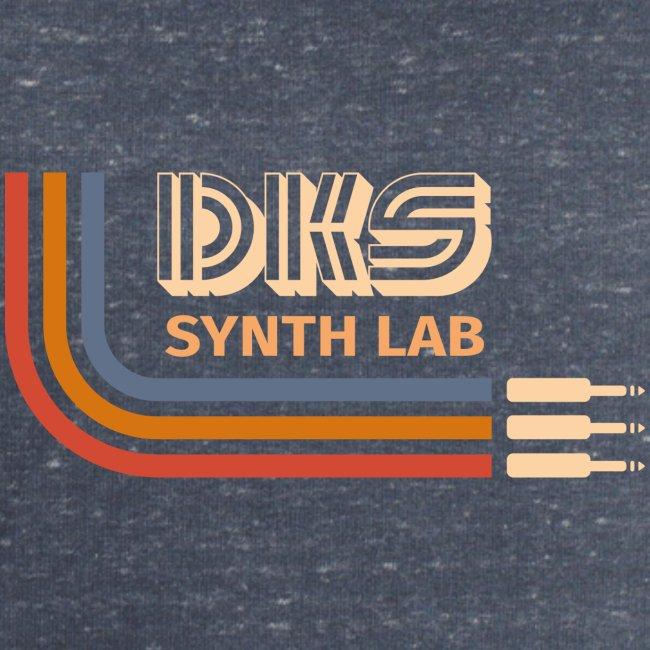 DKS SYNTH LAB curved Orange