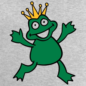 frog Prince - Men's Sweatshirt by Stanley & Stella