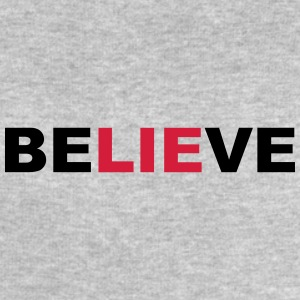 believe - Men's Sweatshirt by Stanley & Stella